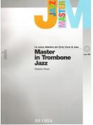Master in Trombone Jazz (libro/CD)