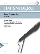 Jazz Conception for Scat Vocal (book/CD sing-along)