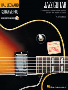 Hal Leonard Guitar Method - Jazz Guitar (book/CD)
