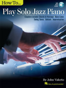 How to Play Solo Jazz Piano (book/Audio Online)