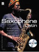 Play-Along Saxophone Latin (book/CD)