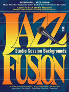 Jazz Fusion Guitar (score/CD play-along)