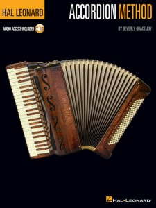 Hal Leonard Accordion Method (book/Audio Online)