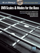 Scales & Modes for Bass – At a Glance (book/DVD)