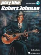 Play Like Robert Johnson (book/Audio Online)