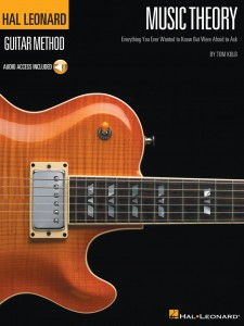 Music Theory for Guitarists (book/CD)