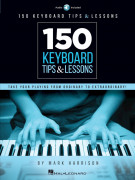 150 Keyboard Tips & Lessons (book/Audio Online)
