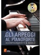 Gli arpeggi al pianoforte (libro/CD MP3)