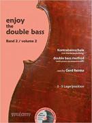Enjoy the Double Bass Volume 2 (book/CD)