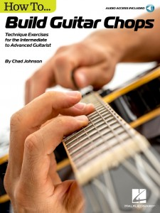 How to Build Guitar Chops (book/Audio Online)