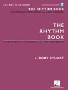 The Rhythm Book - Intermediate (book/Audio Online)