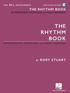 The Rhythm Book - Intermediate (book/Audio Online)