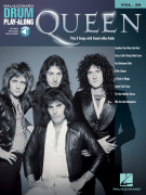 Queen: Drum Play-Along Volume 29 (book/Audio Online)