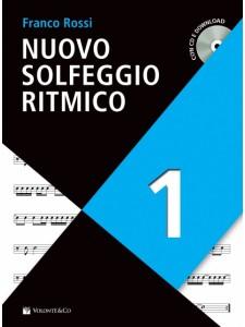Nuovo Solfeggio Ritmico - Volume 1 (libro/CD)