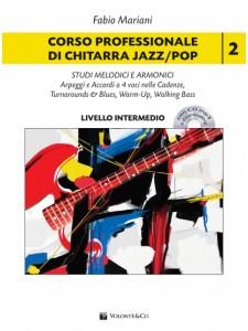 Corso Professionale di Chitarra Jazz/Pop Vol.2 (libro/CD)