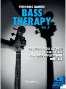 Bass Therapy 2 (libro/CD)