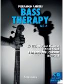 Bass Therapy 2 (libro/CD)