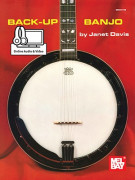 Back-Up Banjo (book/2 CD)