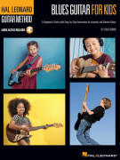 Hal Leonard Method: Blues Guitar for Kids (book/Audio Online)