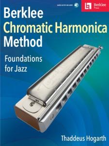 Berklee Chromatic Harmonica Method (book/Audio Online)