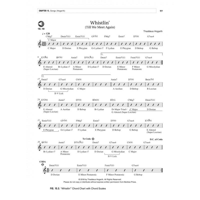 Berklee Chromatic Harmonica Method (book/Audio Online