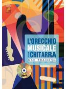L'orecchio musicale per la chitarra (libro/CD MP3)