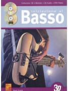 Iniziazione al basso in 3D (libro/CD/DVD)