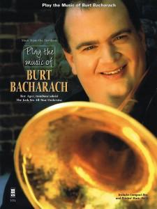 Play the Music of Burt Bacharach for Trombone (Score/2 CD)