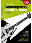 Contemporary Electric Bass- Volume 1