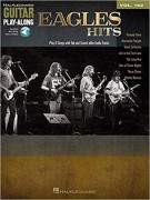 Eagles Hits: Guitar Play-Along Volume 162 (book/Audio Online)