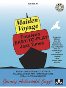 Aebersold Volume 54: Maiden Voyage - Original Edition (book/CD)