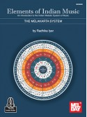Elements of Indian Music - The Melakarta System (Book/Online Audio)