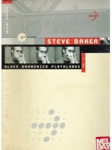 Blues Harmonica Playalongs vol.1 (book/CD)