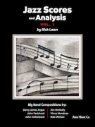 Jazz Scores and Analysis, Vol.1