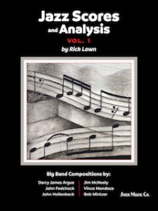 Jazz Scores and Analysis, Vol.1