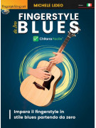 Fingerstyle blues - Chitarra facile (libro/Video on demand)
