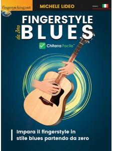 Fingerstyle blues - Chitarra facile (libro/Video on demand)