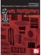 Essential Jazz Lines in the Style of Wes Montgomery (book/CD)