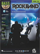 Rock Band: Bass Play-Along Volume 21 (book/CD)