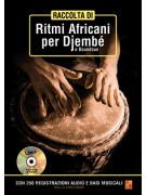 Raccolta di ritmi africani per djembé e doundoun (libro/CD MP3)