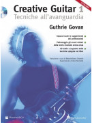 Creative Guitar 1 - Tecniche all'Avanguardia (libro/CD)