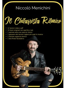 Il Chitarrista Ritmico (libro/Video Online)