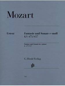 Mozart - Fantasie und Sonate C-Moll KV475 / 457