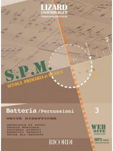 Batteria e percussioni (Unità didattiche) - vol. 3