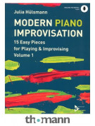 Modern Piano Improvisation
