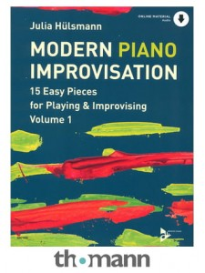 Modern Piano Improvisation