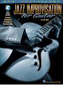 Jazz Improvisation for Guitar (book/Audio Online)