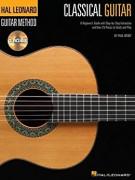 The Hal Leonard Classical Guitar Method (book/CD)
