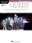 Queen - Instrumental Play-Along for Trombone (book/Audio Download)