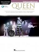 Queen - Instrumental Play-Along for Trombone (book/Audio Download)